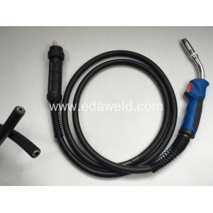 Cheaper Price Aluminum 30mm Cable 25AK Welding Torch