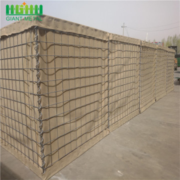 Hesco Welded  Defence Wall for Military