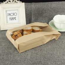 Food grade cheap price bread paper bag