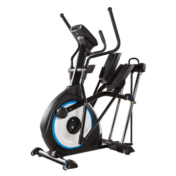 Newest Black Front Drive Elliptical Trainer Gym