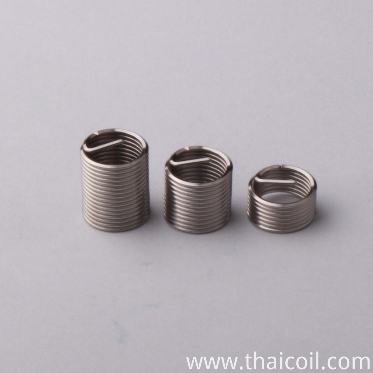 coil wire plated thread