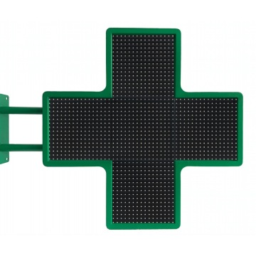 Cross Pharmacy P8 P10 LED Display