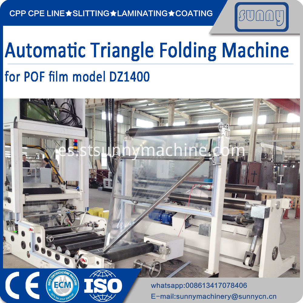 automatic-Triangle-folding-machine-for-pof-film-5