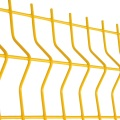 3d curved wire mesh fence Galvanized Iron Wire Mesh