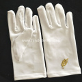 Embroidered Masonic Gloves for Freemasons