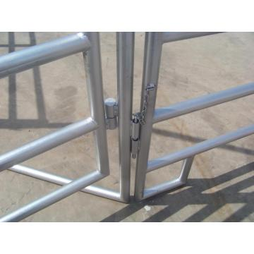Used Metal Horse Fence Panels Pipe Fencing