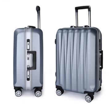 Customs lock ultra light luggage