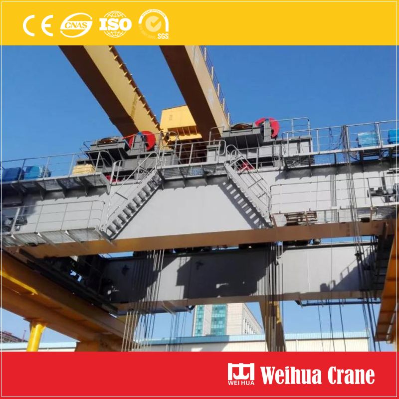 Overhead Crane On Deck 500t