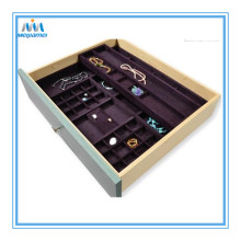 Manufacturer for China supplier of Jewelry Trays, Stackable Jewelry Trays, Jewelry Storage Trays, Jewelery Tray, Jewelery Box Jewelry tray for Wardrobe Drawer supply to United States Suppliers