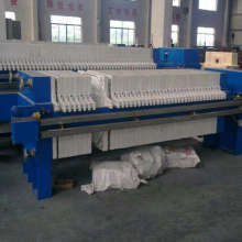 Fully Automatic Sludge Dewatering Treatment Filter Press