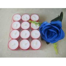 Hot Sale Quality Red Cup Tea Lights