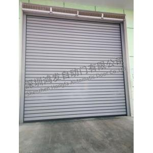 High Speed Roller Shutter Door with Aluminum