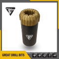 API Natural Diamond Coring Bits for Drilling Swivel
