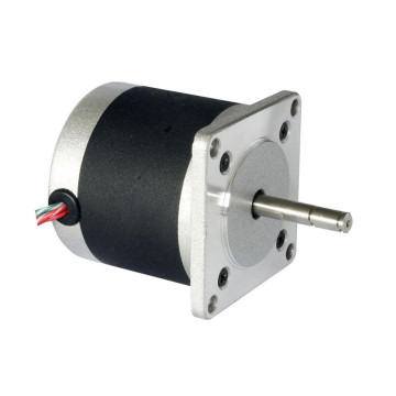 8 leads nema 23 stepper motors / uni polar bipolar stepper motors