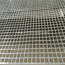 Big discounting for Wire Mesh Tray Stainless Steel Square Hole Perforated Metal Mesh supply to Portugal Suppliers