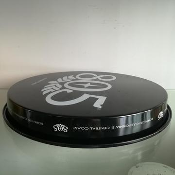 Metal Tin Round Tray for Bar Party