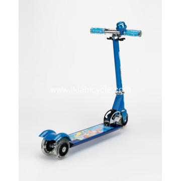 Child Kick Scooter with 3 Wheels