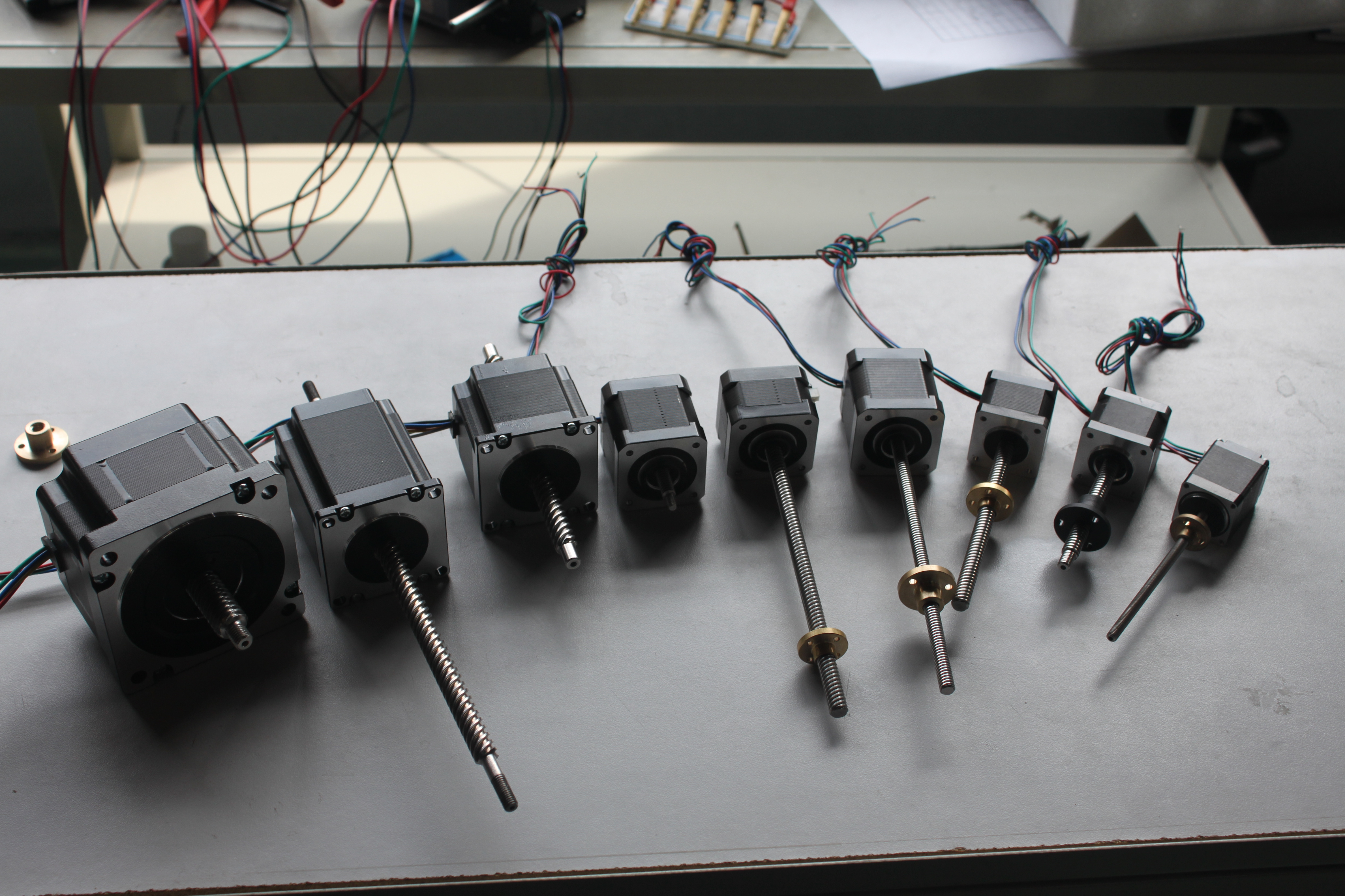 Linear Stepper Motor 2