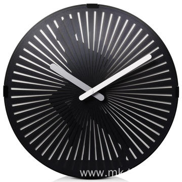 30CM Round Moving Wall Clock