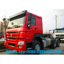 Good Quality for China Prime Mover,Prime Mover Truck,Howo Prime Mover Supplier 371hp Sinotruk Howo EuroII 6x4 Tractor Truck supply to Mali Factories