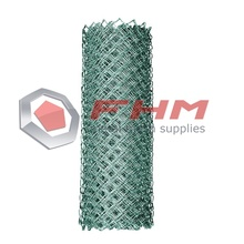High Quality for Black Chain Link Fence Heavy Galvanized Chain Link Fencing for USA supply to South Korea Supplier
