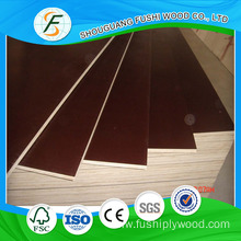 Good Quality for Black Film Faced Plywood, 18mm Film Faced Plywood in China Film Face Plywood with WBP Glue supply to Eritrea Manufacturer