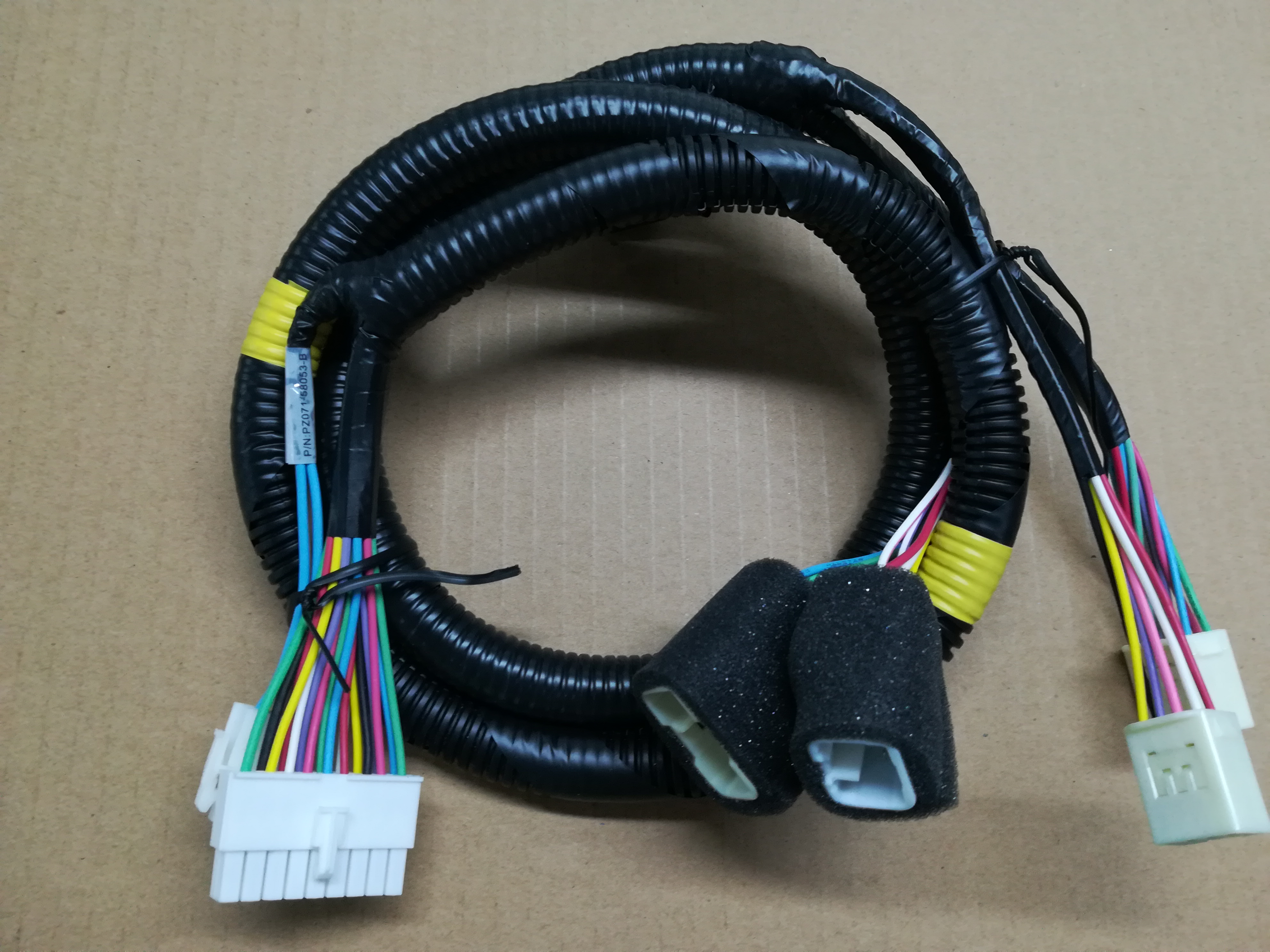 Race Car Wiring Loom