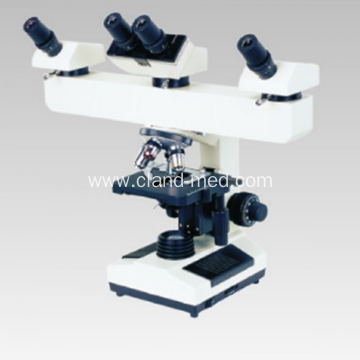 Three  Persons   Blogogical  Microscope For  XSZ-N304