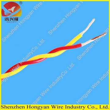 2x1.5mm pair 28awg twisted cable