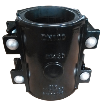 Ductile  iron repair clamp