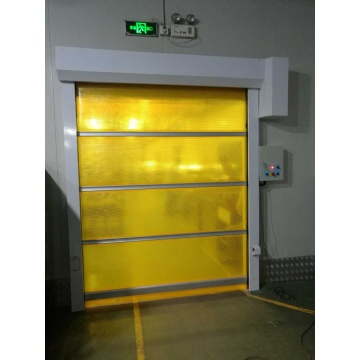 Automatic PVC Speed Roll up high speed door