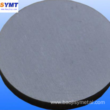High Density 99.99% Pure Tantalum Target for Coating Film