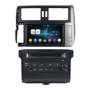 Klyde double din for Prado 2010 - 2013