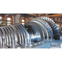 Impulse Turbine in Steam Power Plant