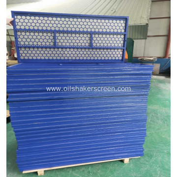 SS316 Wire Cloth Brandt King Cobra Shaker screen