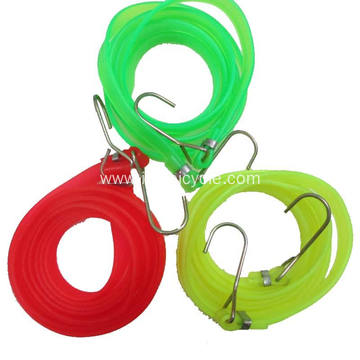 Elastic Rope with Plastic Hooks