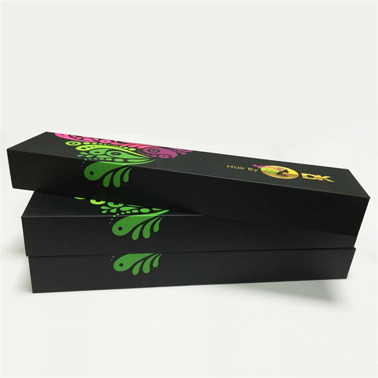 High Quality Luxury Paper Hair Packaging Box