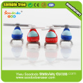 Hot-selling school rubber eraser in fruit shape