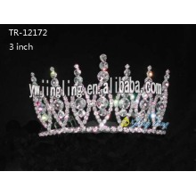 AB Crystal Beauty Queen Pageant Crown
