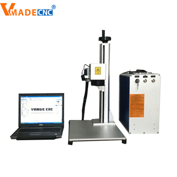 Metal Fiber Laser Marking Machine