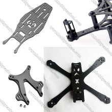 Factory made hot-sale for Full Carbon Fiber Board 7.0x400x500mm Drone Parts Carbon Fiber Sheet export to Spain Factory