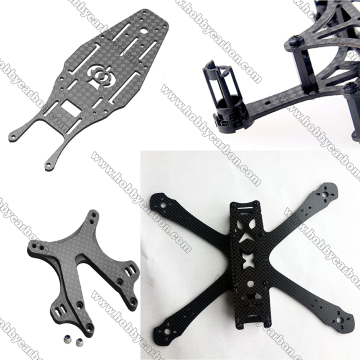 China for Full Carbon Fiber Sheet 7.0x400x500mm Drone Parts Carbon Fiber Sheet supply to Indonesia Factory