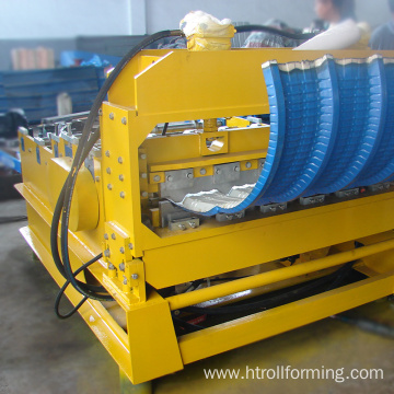 Steel roof and wall Best Price of Arch Sheet Roll Forming Machine