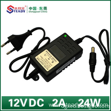 China Professional Supplier for Power Supply Plug Type 12VDC 2A  Desktop Type Power Adapter export to Indonesia Suppliers