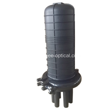 3 In-Out Fiber Dome Splice Closure