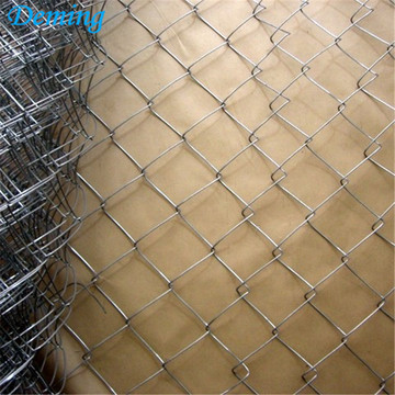 Factory Eletric Galvanized Chain Link Fence
