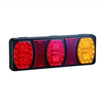 Waterproof LED Truck Combination Lights With Reflector
