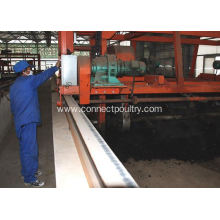 Wholesale Price for Organic Chicken Manure Fertilizer Machine manure Slot dumping machine supply to Equatorial Guinea Manufacturer
