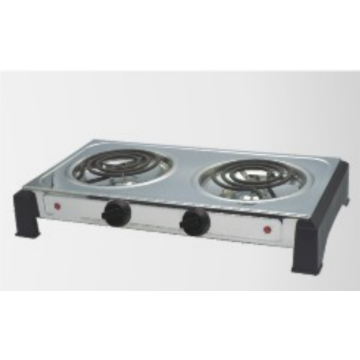 2 Burner Table Electric Stove