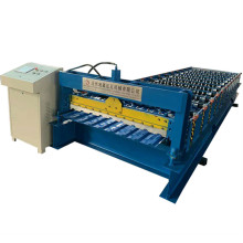 Trapezoidal widen metal roll forming machine
